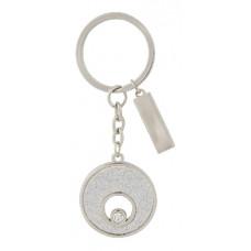 Ключодържател метален с кристали SW 20