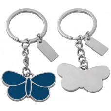 Ключодържател синя пеперуда