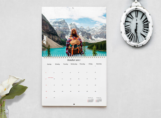 Календари със снимка